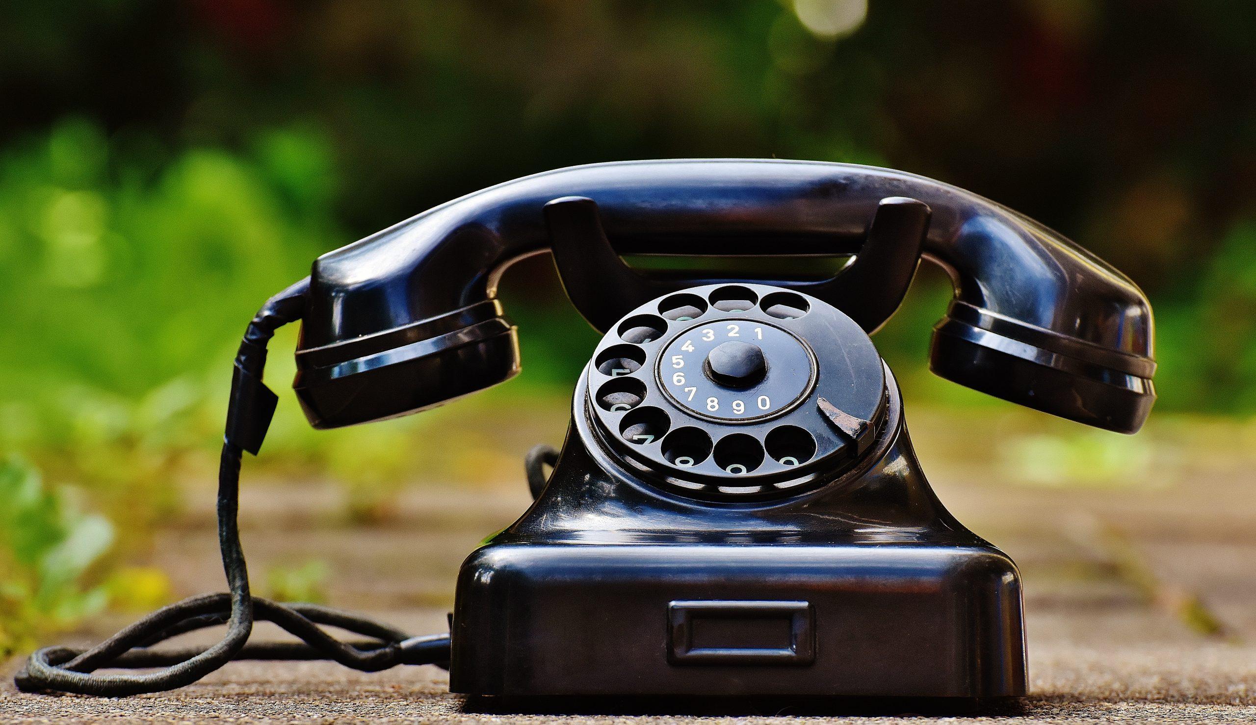 liberté par telephone