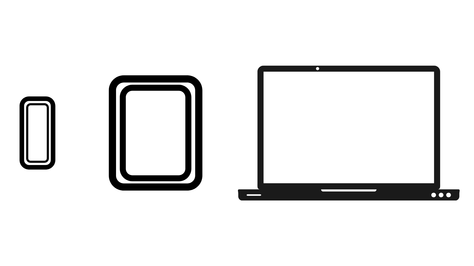 écran responsive